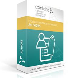 Authors for Magento