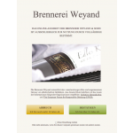 Age Confirmation - Brennerey-weyand example page